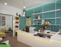 Thiết kế nội thất cửa hàng bánh ngọt (2)
