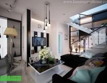 Thiết kế nội thất nhà chị Linh