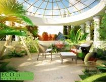 Thiết kế sân vườn Hải Phòng